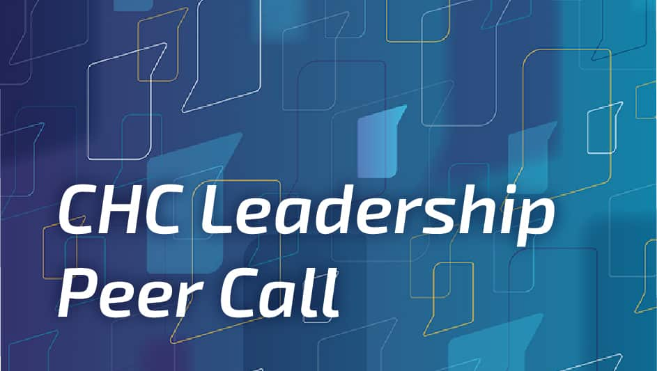 CHC Leadership Peer Call2