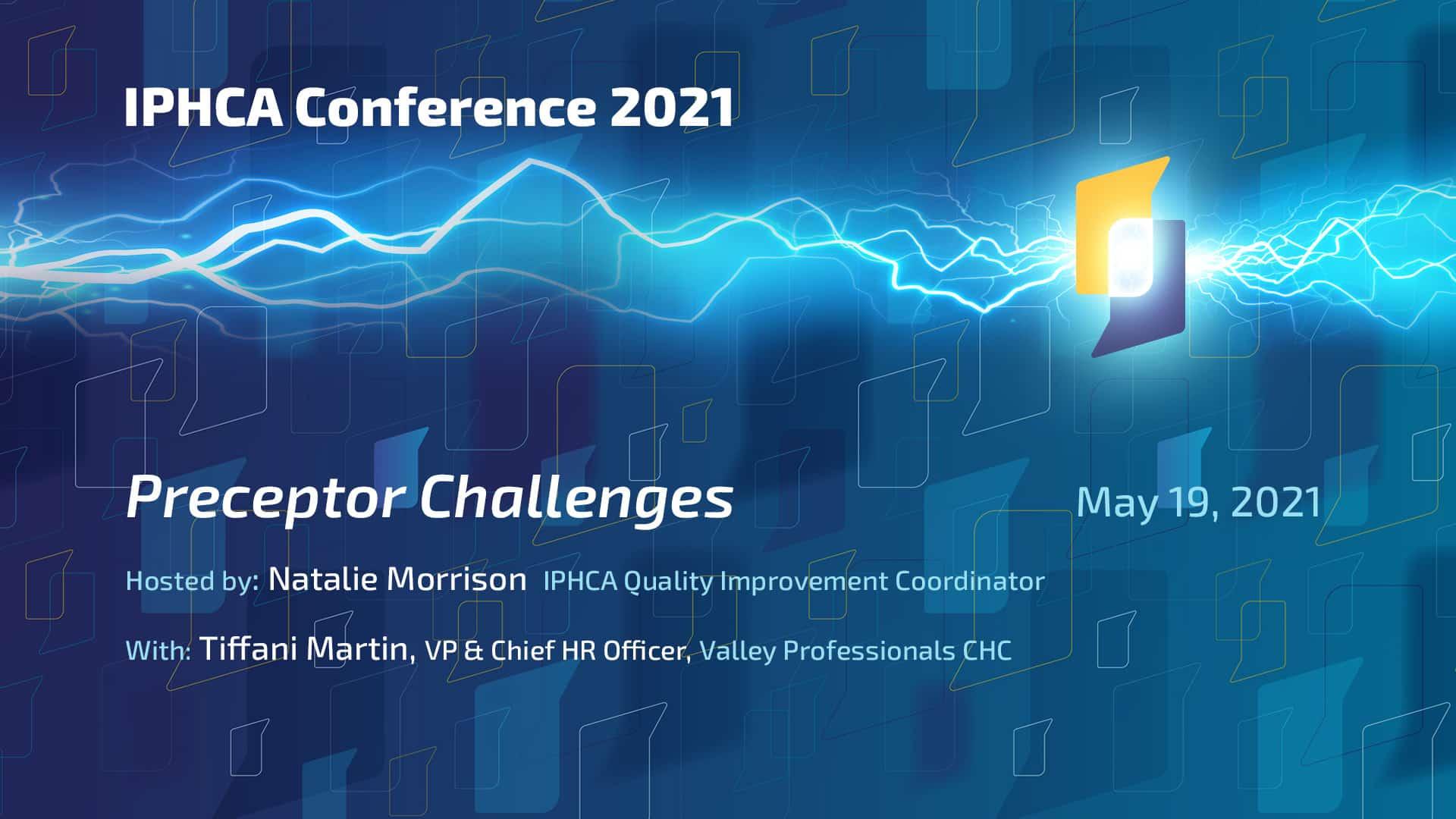 preceptor challenges