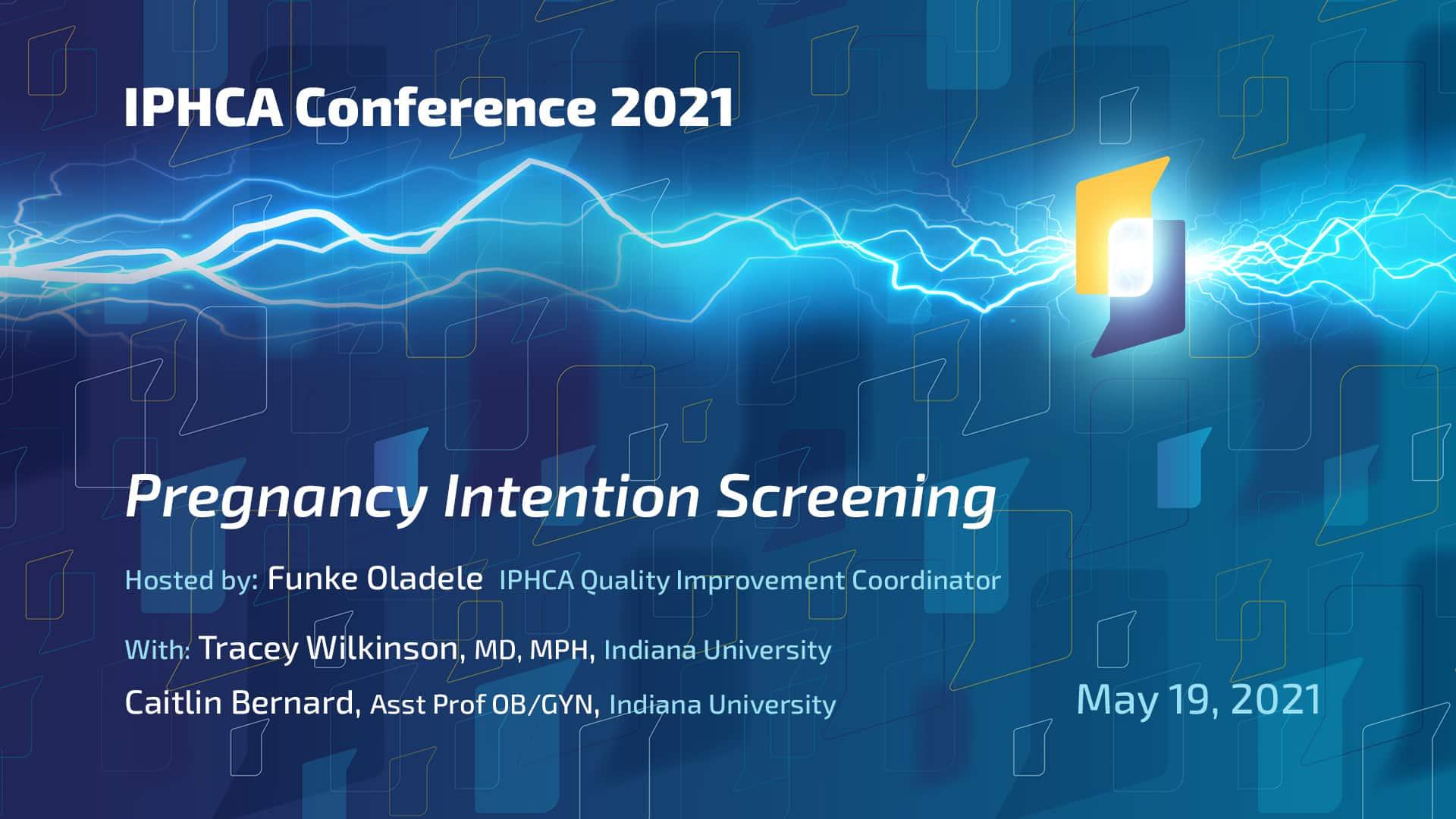 Pregnancy Intention Screening