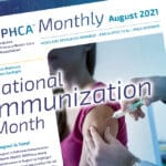IPHCA Monthly - Aug21 cover
