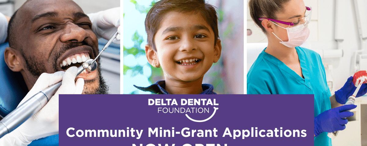 Community Mini-Grant Applications (Now Open)