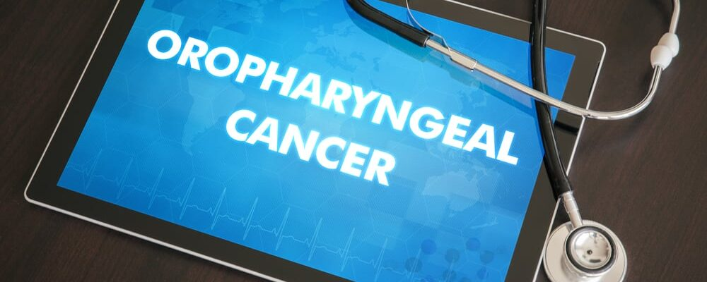 Oropharyngeal,Cancer,(cancer,Type),Diagnosis,Medical,Concept,On,Tablet,Screen